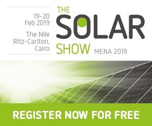 The Solar Show MENA Event