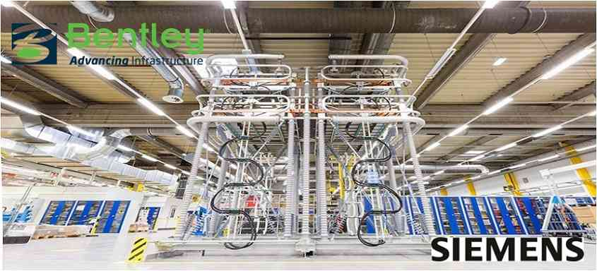 Siemens and Bentley agree to jointly offer planning and