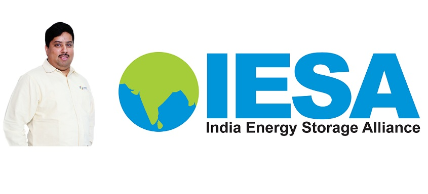 India Energy Storage Alliance (IESA) announces growth of its