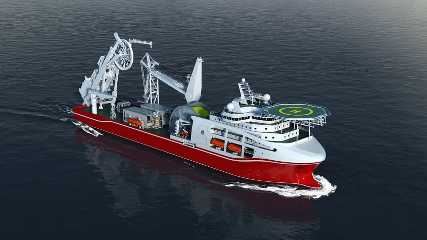 Ge To Provide Full Propulsion System Solution To The Chilean Navy S Icebreaker