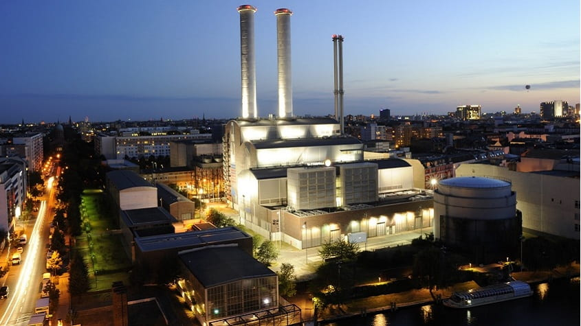 GE and Vattenfall Debut World's First Upgrade with Additive