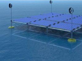 SINN Power develops floating ocean hybrid platform