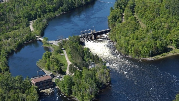 OPG begins construction on new Calabogie Generating Station in Canada