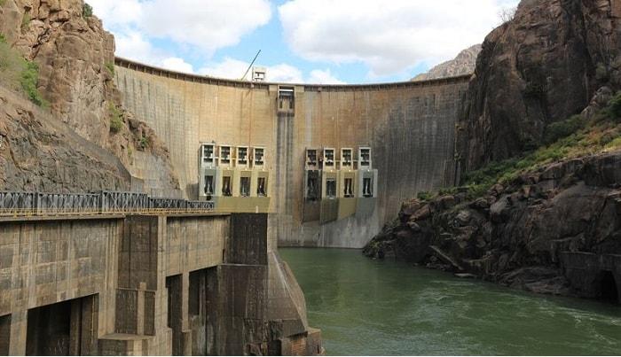 Sweco hydropower plant