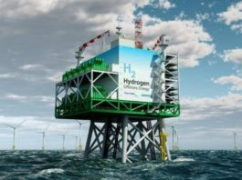 Tractebel unveil new offshore hydrogen platform