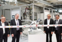 ABB unveils modern production plant for energy storage systems in Baden