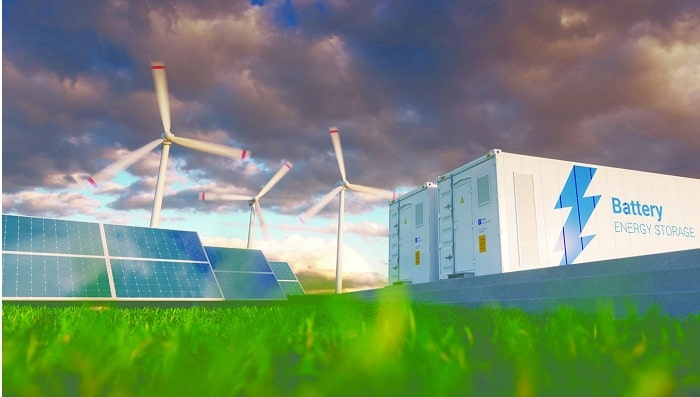 NEC awarded 12 MW energy storage project in Netherlands