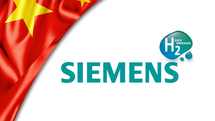 Siemens Energy Launches Green Hydrogen Production Project in China