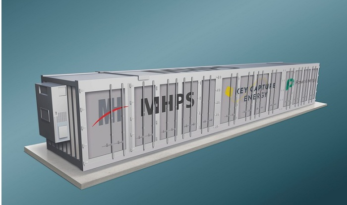 Powin, MHPS to install 200 MW of batteries for Key Capture