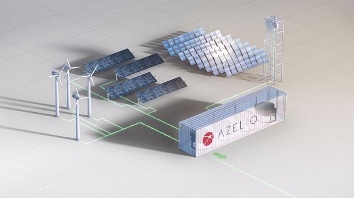 Azelio Signs MoU With Atria Power for 65 MW Storage in India