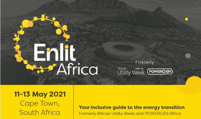 POWERGEN Africa and African Utility Week unveil new brand and vision: Enlit Africa