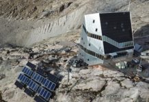 Siemens tech boosts energy efficiency in Alpine hut with advanced battery solution