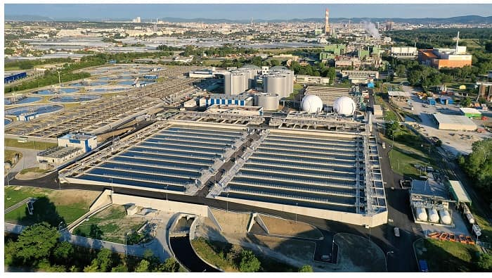 Vienna's climate-neutral wastewater treatment plant gets efficiency boost with Sulzer technologies