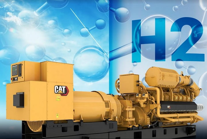 Caterpillar to Offer Power Solutions Operating on 100% Hydrogen to Customers in 2021
