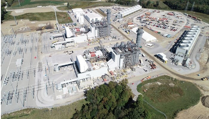 Bechtel completes low-carbon energy plant to power more than one million homes
