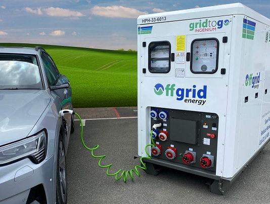 Pramac announces Uk company Off Grid Energy acquisition, entering the energy storage systems market