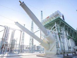 ABB large power transmission