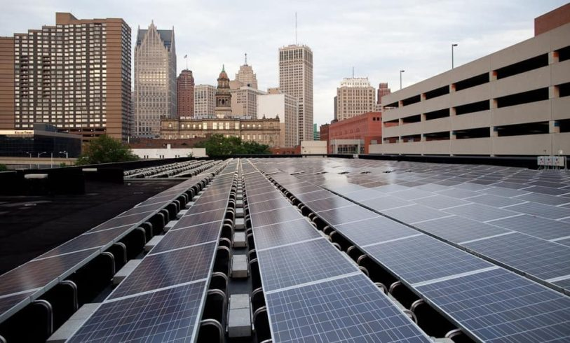 Detroit Urban Solar Park