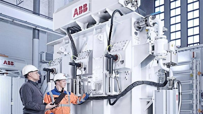 ABB has won an order from MHI Vestas Offshore Wind to supply its reliable