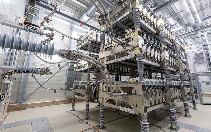 Siemens Grid Power