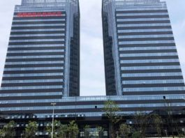 Hanergy  Photovoltaic Glass Curtain Wall Project