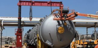large pressure vessels