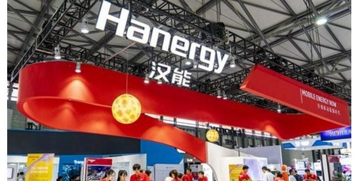 Hanergy's MiaSol