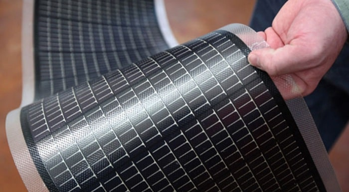 Hanergy's Thin-Film Solar Cell