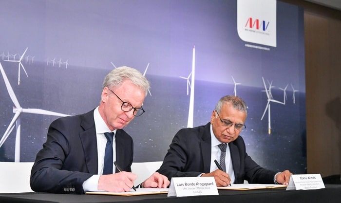 MHI Vestas Signs Contract in Taiwan for Local Supply of Switchgear
