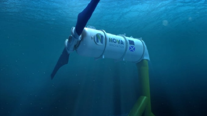 Nova Innovation applies to develop tidal project in Canada