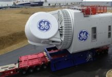 ALE helps GE to unveil and test world's most powerful offshore wind turbine, France