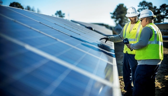 Duke Energy Renewables - largest PV project in Texas begins operations