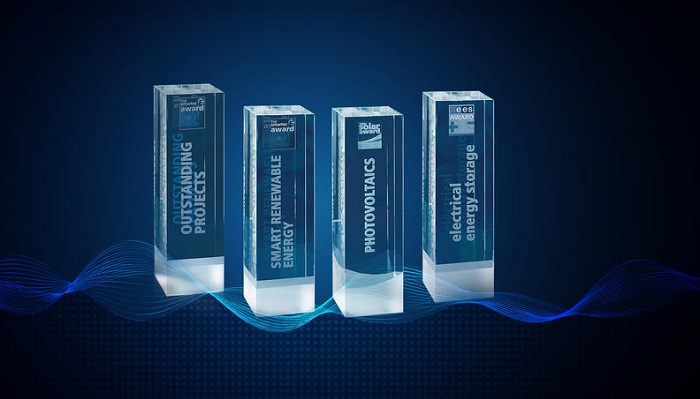 The smarter E AWARD - Championing the Energy Game-Changers
