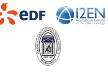 EDF, I2EN & VJTI sign a Memorandum of Understanding on a Pre-Feasibility Study for the implementation of a Centre of Excellence in India for the Jaitapur Project.
