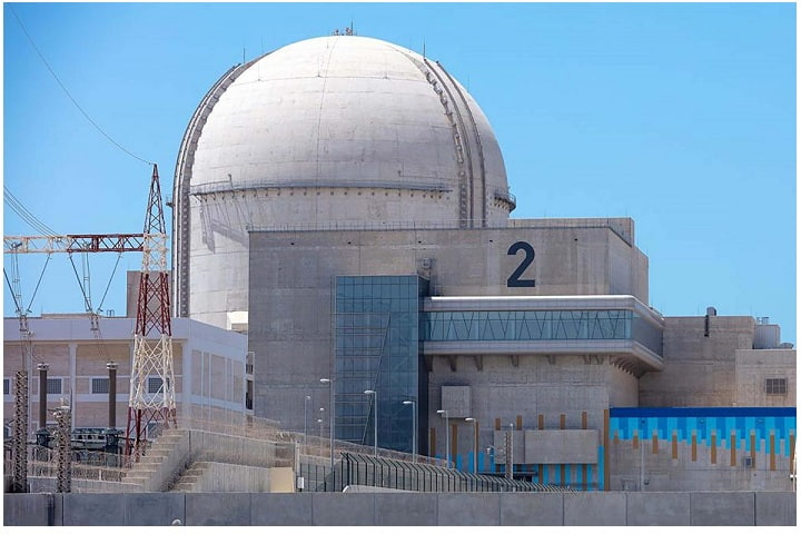 Nawah Energy starts Unit II of Barakah Nuclear Power Plant in UAE