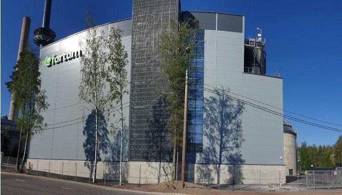 Fortum and KPA Unicon unveil 49 MW biomass plant in Finland