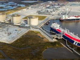 Commercial Operations Commence at Cameron LNG by Mitsubishi Corporation
