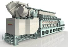 Kawasaki gas engine and PBST achieve worlds highest class efficiency