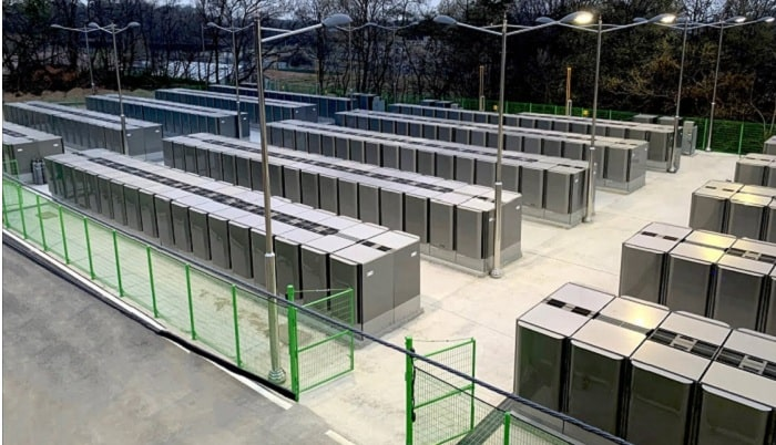 Utility-scale fuel cell technology to power South Korea's historic cities