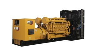 Caterpillar Launches New 1100 kVA Diesel Generator Set Manufactured in India for Stationary Standby Applications