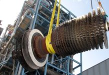 Ansaldo unveils Italy's biggest ever gas turbine