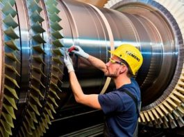 Siemens providing long-term gas-fired turbine AI and machine learning upgrades for Jebel Ali power plant in Dubai