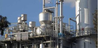 Local investor begins construction of gas-fired power plant in central Romania