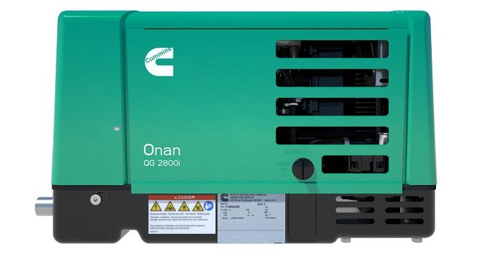 Cummins releases new 60% quieter RV inverter generator