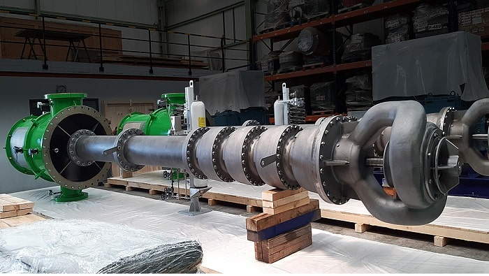 Sulzer pumps are at the core of geothermal power