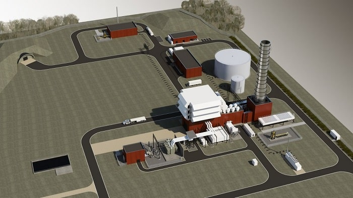 Siemens Energy to build a remote-controlled gas fired power plant to secure Germanys power supply