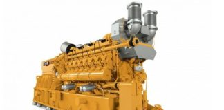 Caterpillar introduces new 1380 kW, 1840 kW CG170B gas generator sets for 50-Hz applications