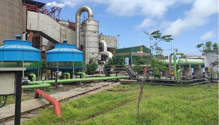 Essar Power commissions its first flue gas scrubber to reduce Sulphur emissions by 25%