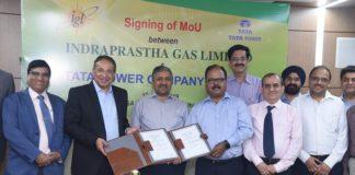 Tata Power and Indraprastha Gas Ltd
