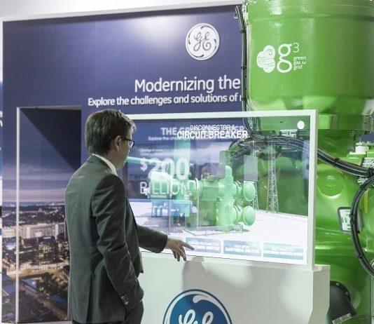 GE Showcases g3 Environment